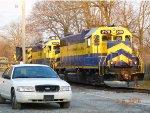 East Penn Railroad Early Spring Trio
